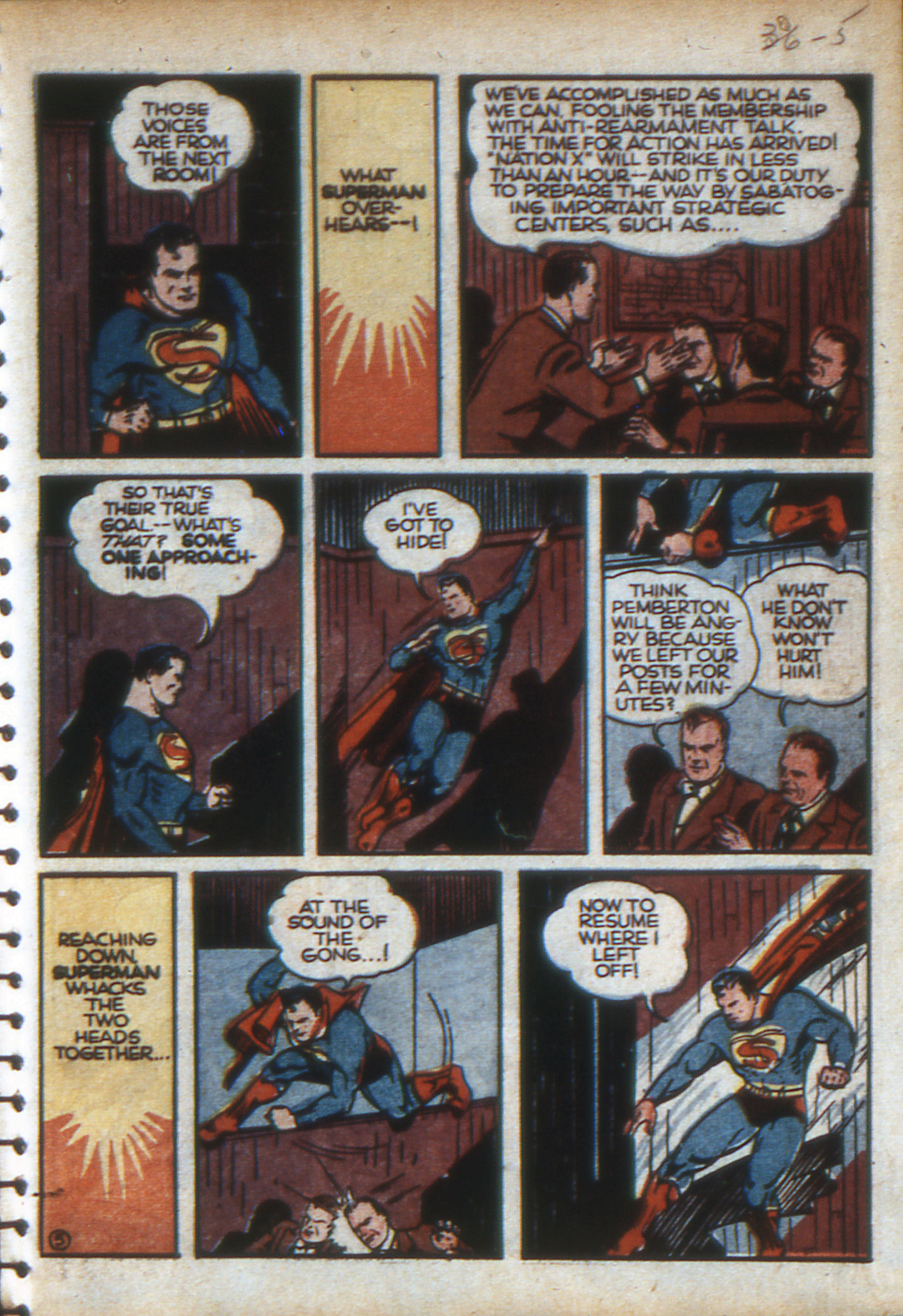 Action Comics (1938) 36 Page 7