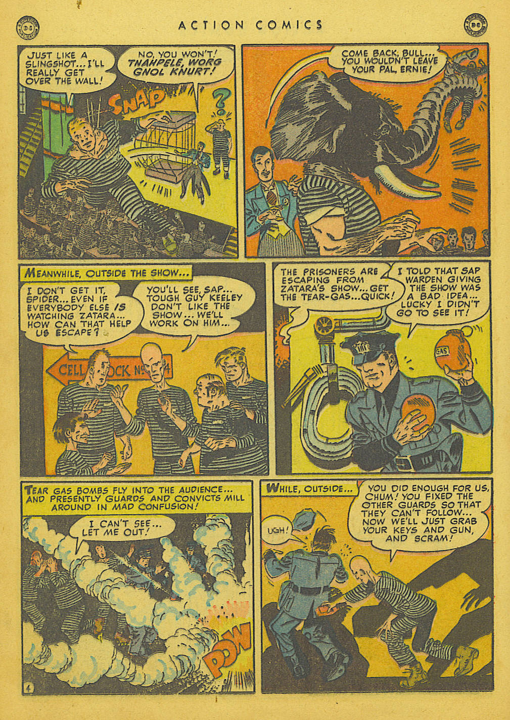 Action Comics (1938) 136 Page 30