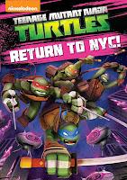 Teenage Mutant Ninja Turtles: Return to New York (2015)