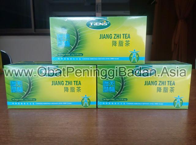 Cara Minum Obat Peninggi Badan Tiens Teh Peninggi Badan Tianshi Jiang Zhi Tea Teh Detox PelangsingTubuh Growth Hormon Badan Cara Meninggikan Badan Alami Cepat Vitamin Suplemen Menambah Tinggi Badan Tianshi Herbal
