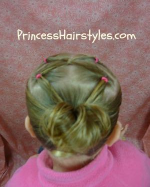 Brilliant Gymnastics Hairstyles Twist Link Ponytail Hairstyles For Girls Short Hairstyles For Black Women Fulllsitofus