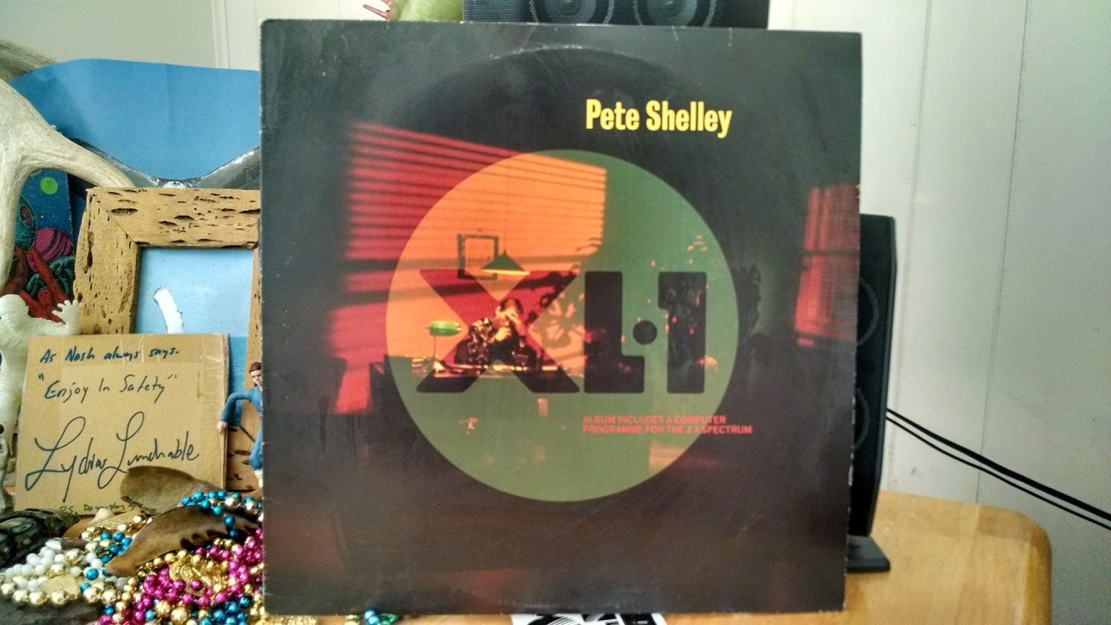 Pete Shelley Homosapien Love In Vain