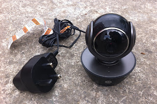 Motorola Scout85 Pet Camera Product Review