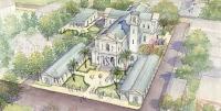 Early Roman Basilica Influence in South Carolina