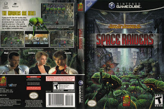 Cheat Space Raiders PS2 Bahasa Indonesia