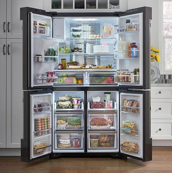 Image Pinterest - Samsung.com  The Family Hub™ Refrigerator