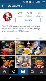 KFC MY on Instagram