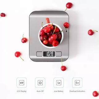 Homever Balance de Cuisine Électronique
