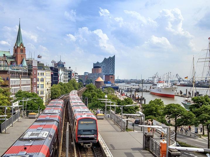 Hamburg, Kota dengan Jembatan Terbanyak di Dunia