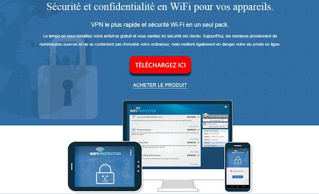 أفضل برنامج لحماية حاسوبك من الاختراق عند الاتصال بالواي فاي WiFi