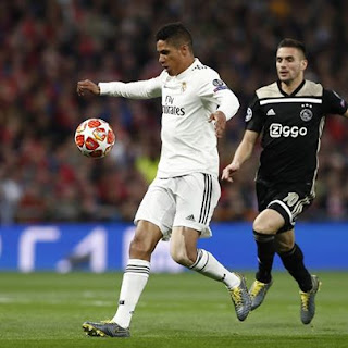 Real Madrid (1) Vs Ajax (4), Very Poor Performance From Solari And Not From The Players