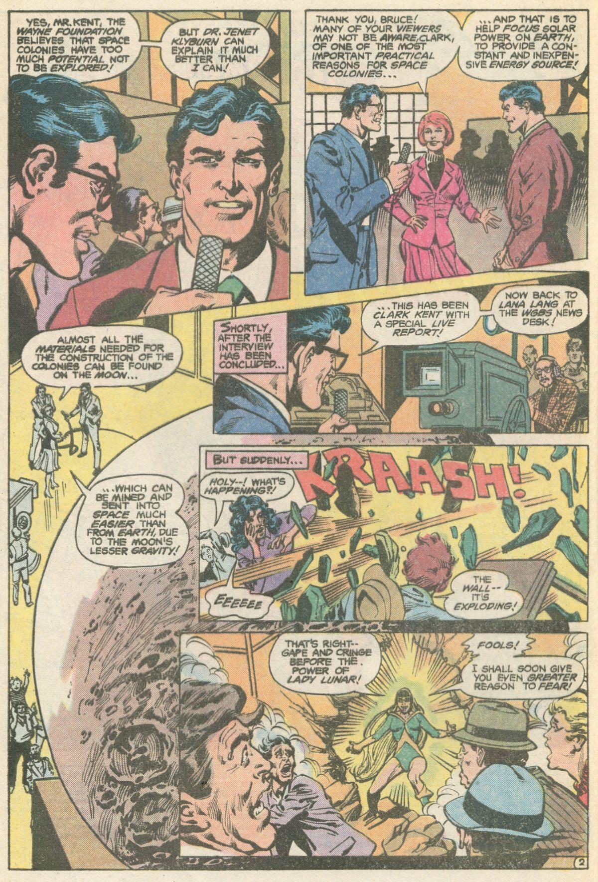 Read online World's Finest Comics comic -  Issue #266 - 4