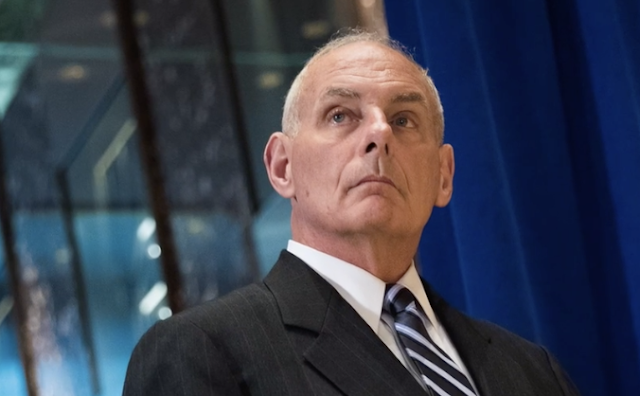 John Kelly, hired to restore order for President Donald Trump, is out as chief of staff
