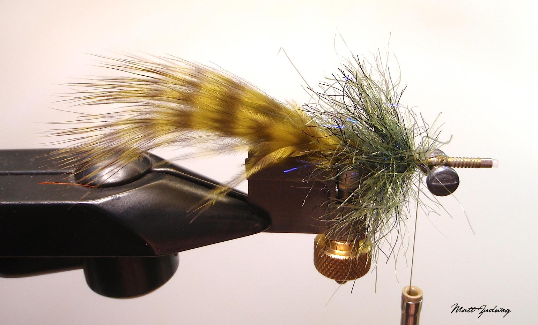 Fly Tying Tutorials by Matt Zudweg: Zuddy's Flash Blend Sculpin
