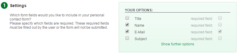 Cara Membuat Contact Form di Blog atau Website