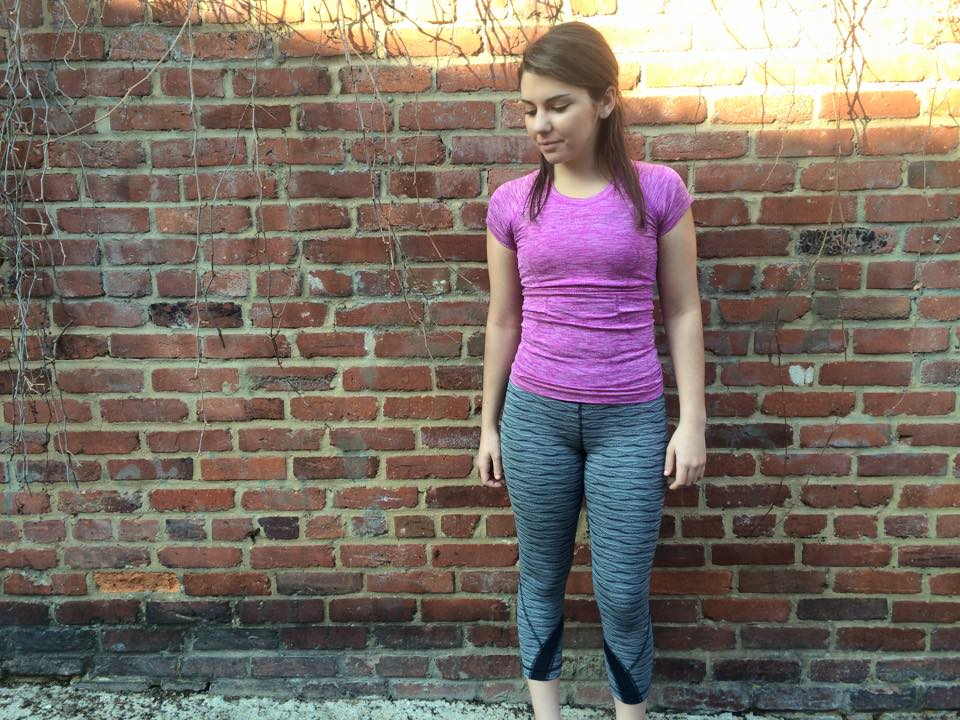 lululemon ultraviolet-swiftly textured-wave-inspire-crops