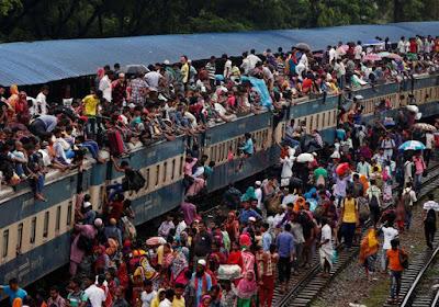 Pengertian dan Dampak Overpopulasi di Dunia