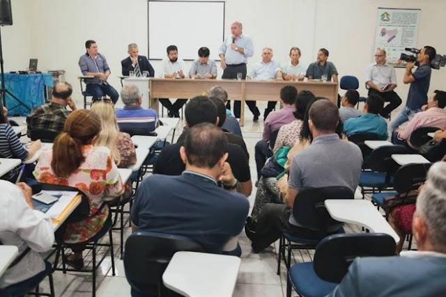 Secretário da Sedap ouve demandas de produção agrícola em visita à Santarém