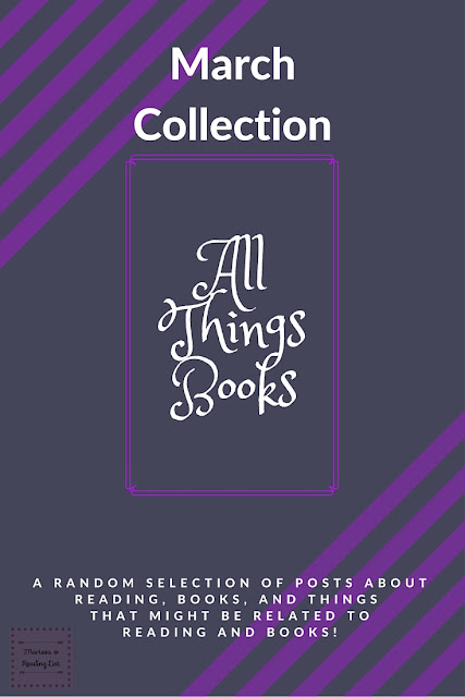 All Things Books March Collection