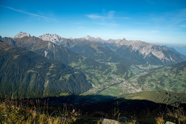 Gipfelweg Zamangspitze  Wandern Silvretta-Montafon  Vorarlberg 07