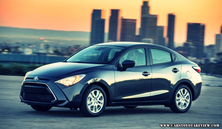 Toyota Yaris IA 2017 Review