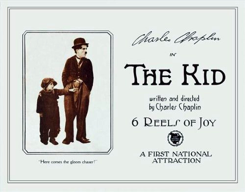 Charlie Chaplin: The Kid
