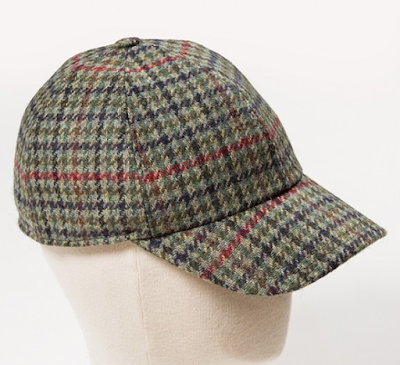 GORRA TWEED JOHN HANLY