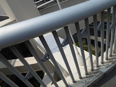 天神橋 螺旋の道 中之島公園