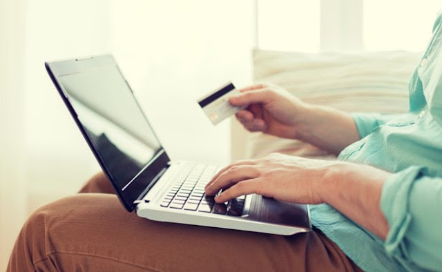 paying online with debit card