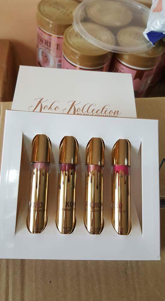 Jual Kylie Matte Liquid Lipstick Dolce K: LYNN BEAUTY HERBS: KYLIE KOKO COLLECTION MURAH RM23