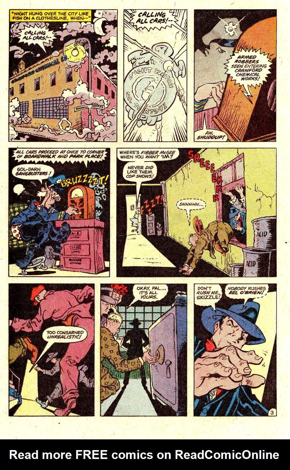 Read online Secret Origins (1986) comic -  Issue #30 - 24