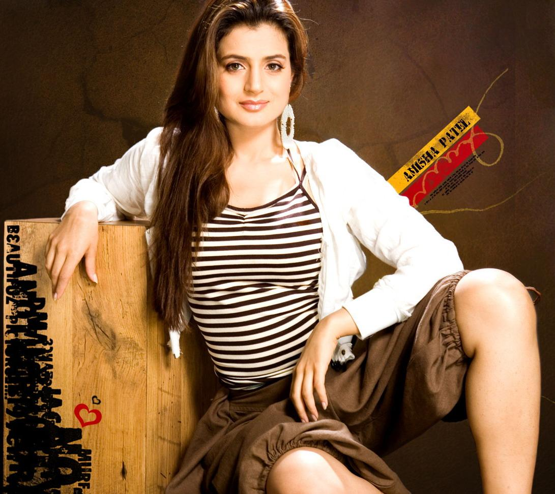 Amisha Patel: Amisha Patel HQ Pictures