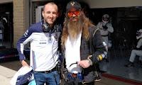 Robert Kubica rich energy F1 grand prix usa 2018