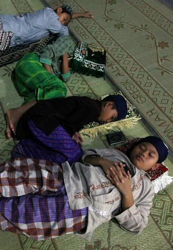 Gambar Suasana Ramadhan di Republik Indonesia