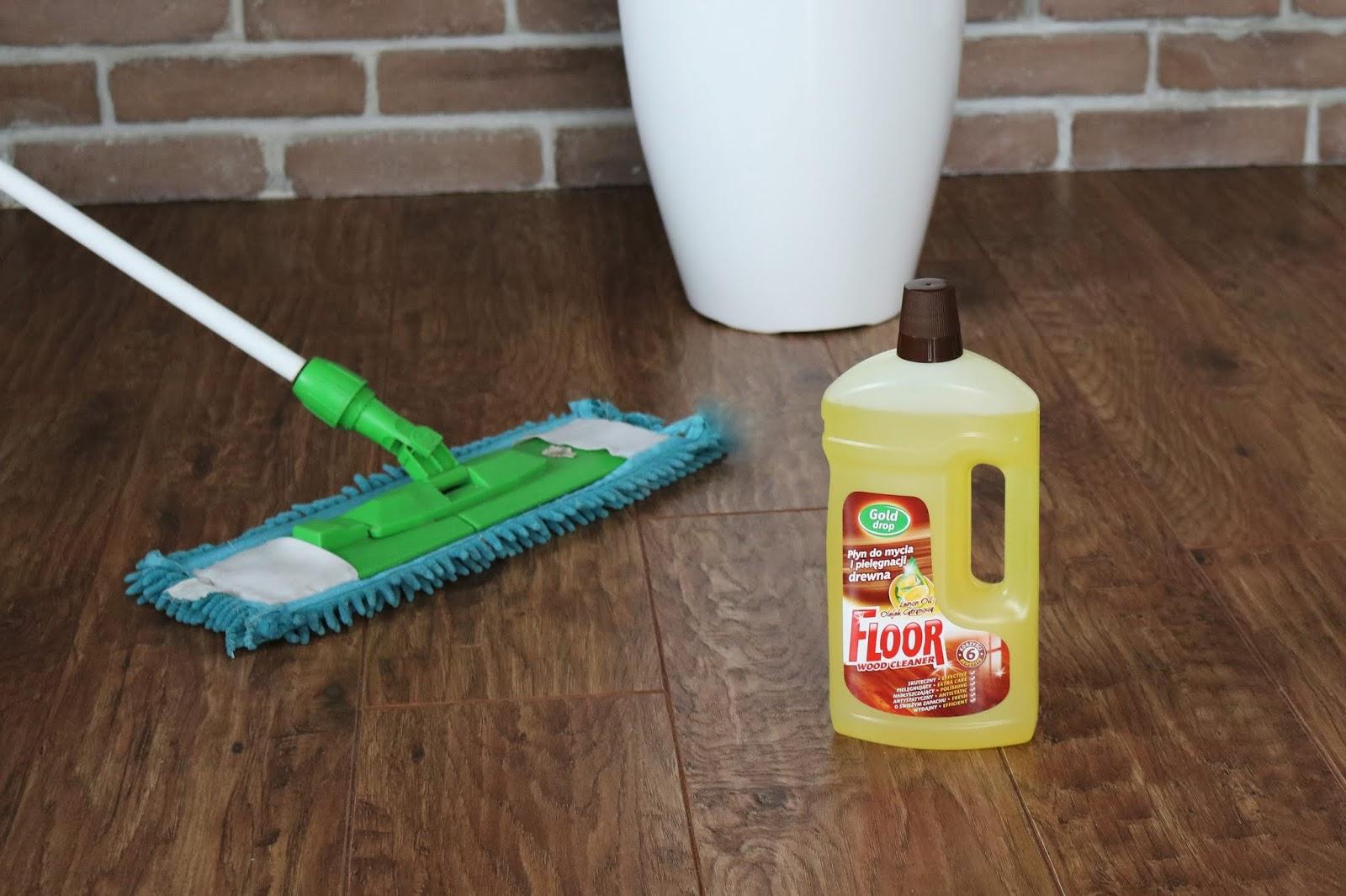 sprzątanie domu organizacja