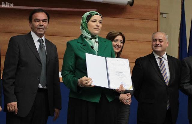 Боснийка- мусульманка