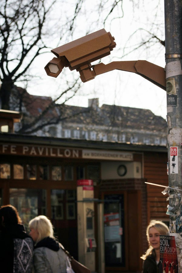 07-Security-Camera-Bartek-Elsner-Understated-Cardboard-Sculptures-www-designstack-co