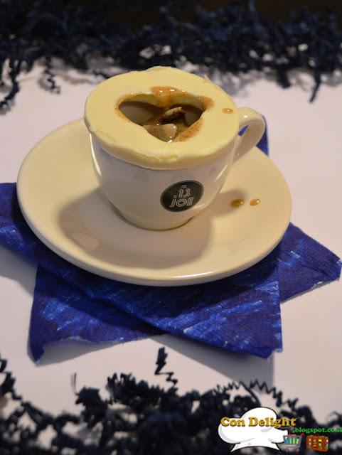 coffee mug dessert