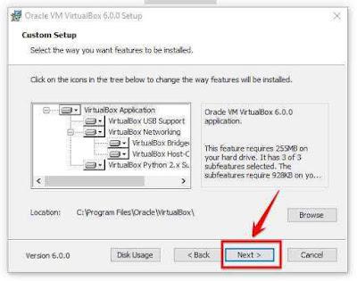 Cara Lengkap Install Oracle Virtual Box Untuk VDI ARD V 2.0