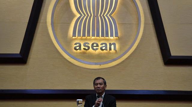 Disaat Cina dan Amerika Berebut Pengaruh di Asia Tenggara
