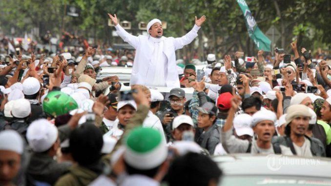 Jika Bertemu, Akankah HRS Dukung Jokowi-Ma'ruf Amin?