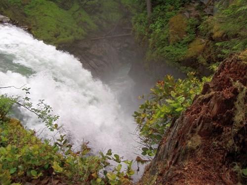 LA FOTO DEL DIA: Nooksack Falls, Washington State 1