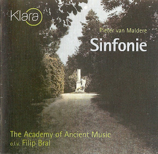 Maldere: 4 Symphonies