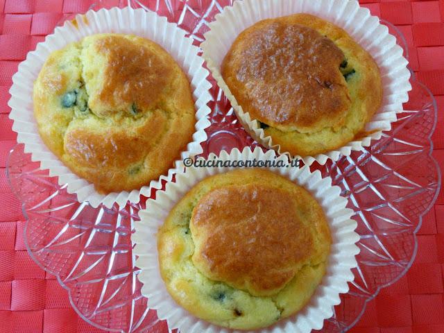 muffins alle zucchine soffici