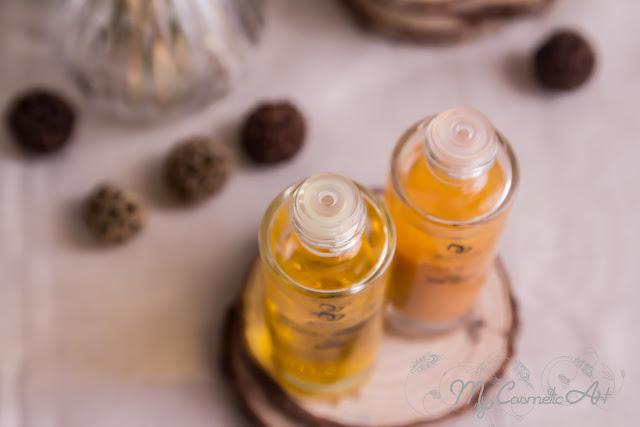 Aceites corporales secos de Armonía Bio: L'Or de Méditarranée