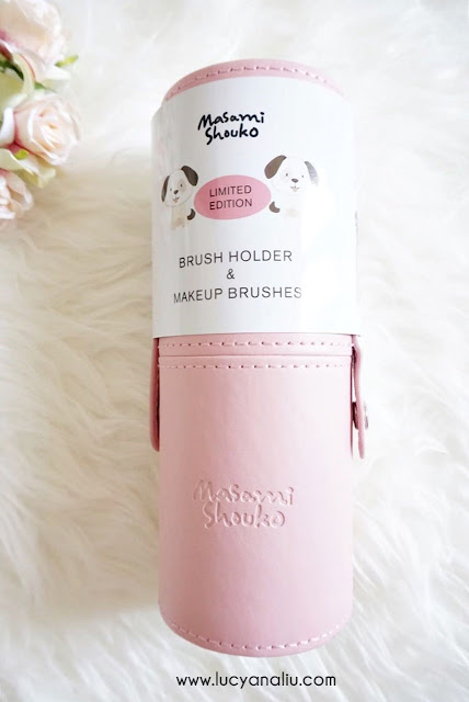 Masami Shouko Limited Edition Puppy Brush Set review