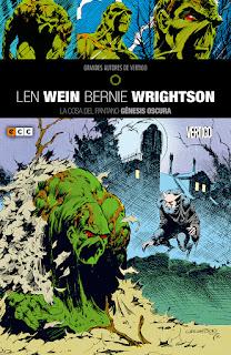 Grandes Autores De Vertigo: Len Wein Y Bernie Wrightson