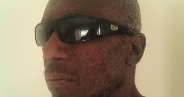 Blind rapper Mr. Frantastic delivers Raw PASADENA Hip Hop (LIVE PERFORMANCE)