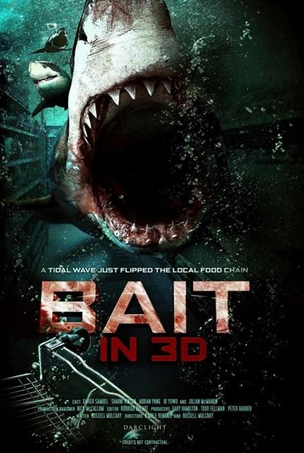 ดูหนังออนไลน์ Bait 3D โคตรฉลามคลั่ง HD [พากย์ไทย]