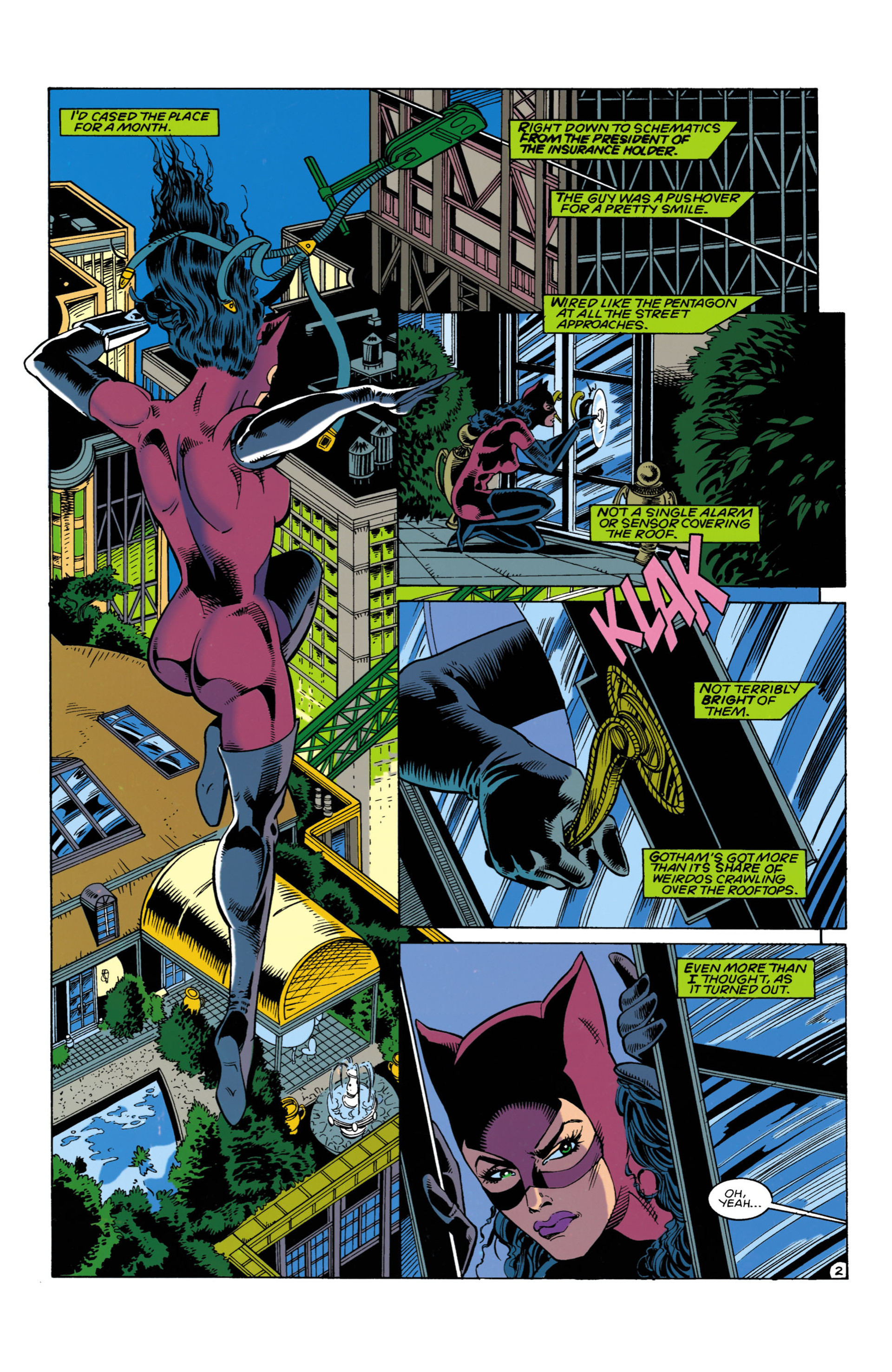 Catwoman (1993) Issue #15 #20 - English 3